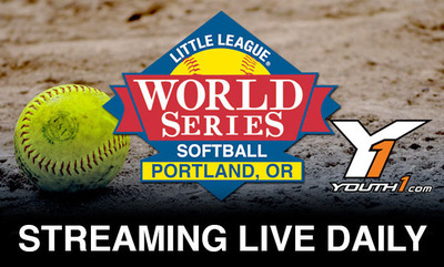 Youth1 Media will provide live streaming of the Little League Softball World Series to thousands of viewers around the globe at no charge. This is in support of their Year of the Girl Campaign to elevate the efforts of strong female athletes. (PRNewsFoto/Youth1 Media) (PRNewsFoto/YOUTH1 MEDIA)