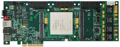S2C Prodigy Virtex UltraScale PCIe FPGA Prototyping Logic Module