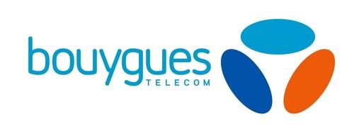 Bouygues Telecom Logo (PRNewsFoto/V3D)
