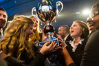 USA's Belmont University Named Enactus World Cup 2012 Champion