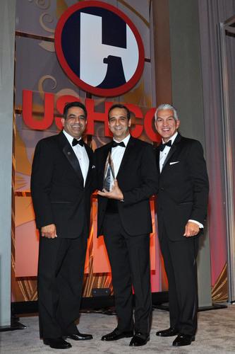 Director ejecutivo de Liberty Power fue nombrado 'Empresario del Año' por la Cámara de Comercio
