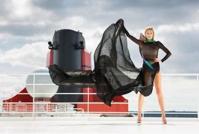 Transatlantic Fashion Week on Cunard's Queen Mary 2