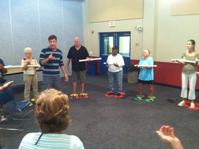 """The City of Wilton Manors Launches """"Brains and Balance Past 60"""""""