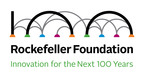 The Rockefeller Foundation Logo.  (PRNewsFoto/The Rockefeller Foundation)