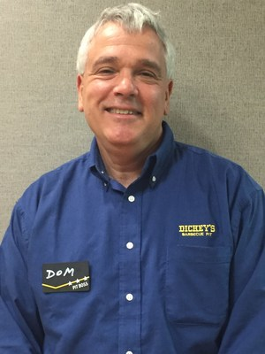 Dominick Trinca will open three new Dickey's Barbecue Pit locations in the Mississippi Delta.