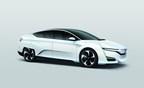 Honda FCV Concept Makes World Debut in Japan