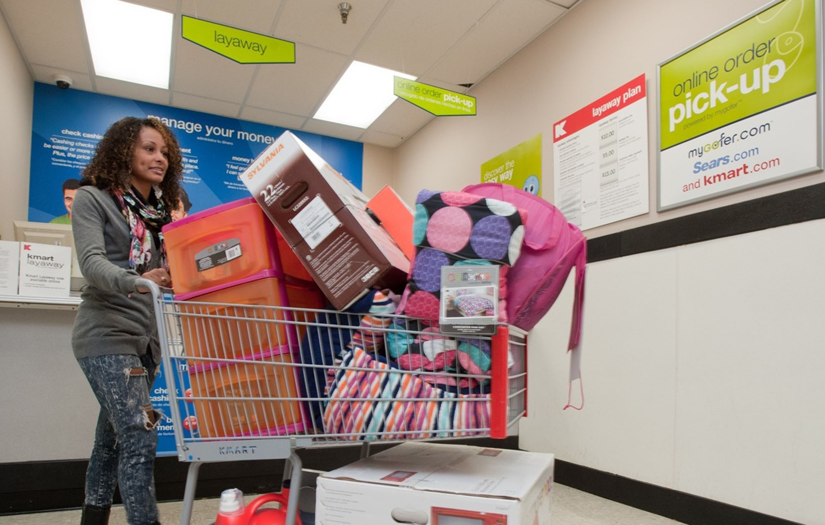 Sears and Kmart Offer Enhanced Online Layaway Options to ... - photo#36