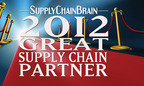 ToolsGroup is a 2012 Great Supply Chain Partner.  (PRNewsFoto/ToolsGroup)