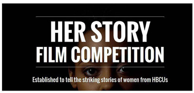 Her Story Film Competition (HSFC).  (PRNewsFoto/The Wright Group)