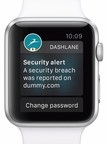 Dashlane Password Changer Apple Watch
