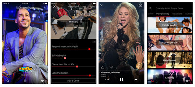 A Visually Immersive Music Streaming App that Simulcasts all SBS Radio Stations, Offers Innovative Personalization Features, Hundreds of Expertly Curated Playlists, and Access to Over 23 Million Songs.