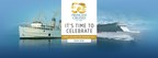 Princess Cruises will celebrate its 50th anniversary in 2015 with festive onboard celebrations. (PRNewsFoto/Princess Cruises)