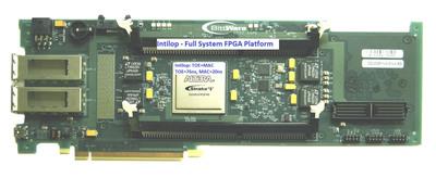 Intilop TCP Offload Platform.  (PRNewsFoto/Intilop, Inc.)