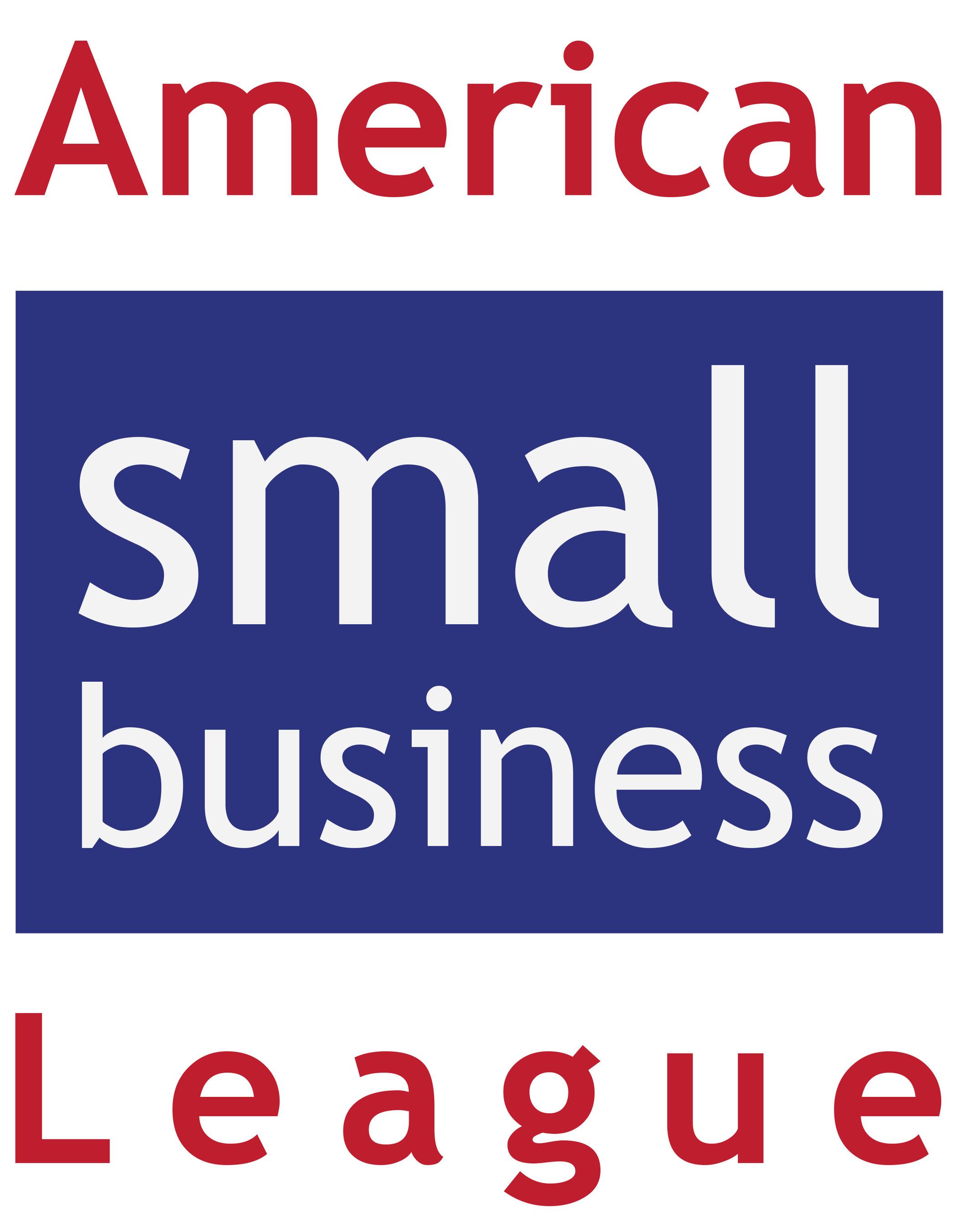 American Small Business League Logo (PRNewsFoto/American Small Business League)