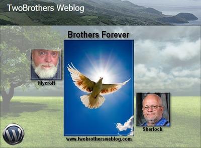 TwoBrothers Weblog.  (PRNewsFoto/TwoBrothers Weblog)