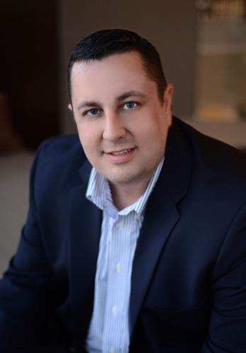 Scott Crutcher, new Regional Manager of South Gulf States for Cobalt Mortgage.  (PRNewsFoto/Cobalt Mortgage)