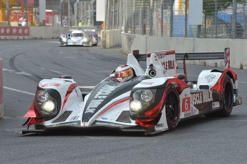 Muscle Milk Pickett Racing Claims LMP1 Championship for Honda Performance Development (HPD) LMP