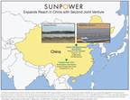 SunPower Expands Reach in China with Second Joint Venture (PRNewsFoto/SunPower Corp.)