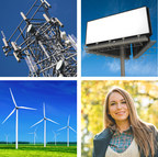 Landmark Dividend buys existing ground leases for cellular towers, billboards and alternative energy infrastructure, such as wind turbines and solar farm tracks.
