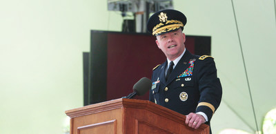 Gen. David G. Perkins, commander, U.S. Army Training and Doctrine Command (TRADOC) will be a featured speaker at XPONENTIAL 2016 in New Orleans.