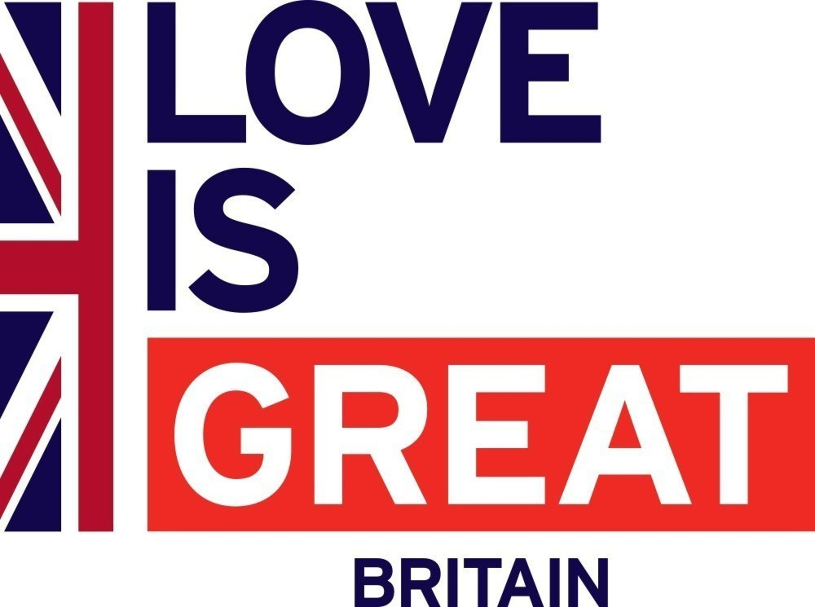 Love Is GREAT Britain: A Welcoming Country For All