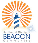 Southeast Michigan Beacon Community Logo.  (PRNewsFoto/Southeast Michigan Beacon Community)