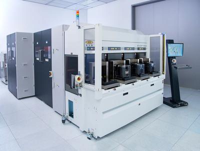 EVG(R)150N XT Automated NanoSpray(TM) Coating System