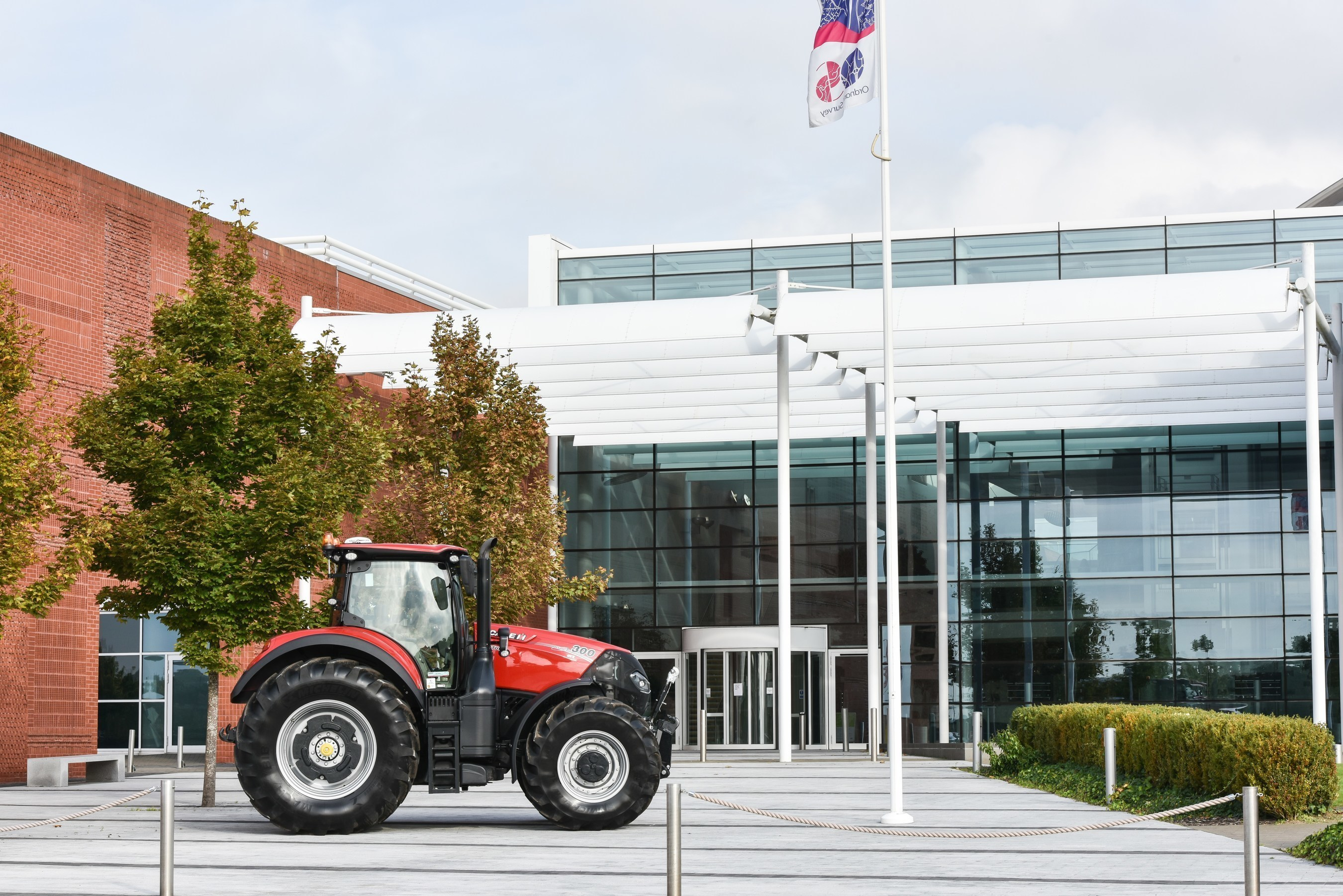 CNH Industrial brand Case IH in technology partnership with Ordnance Survey to boost farming efficiency in Great Britain