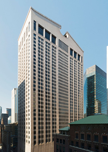 Sony Corporation of America Announces Sale of 550 Madison Avenue Building.  (PRNewsFoto/Sony Corporation of America)