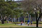 The Arbor Day Foundation recently announced that Nova Southeastern University (NSU) has earned its 2013 Tree Campus USA designation.  (PRNewsFoto/Nova Southeastern University)