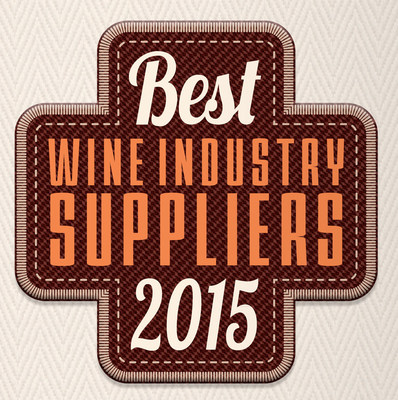 Best Wine Industry Suppliers 2015
