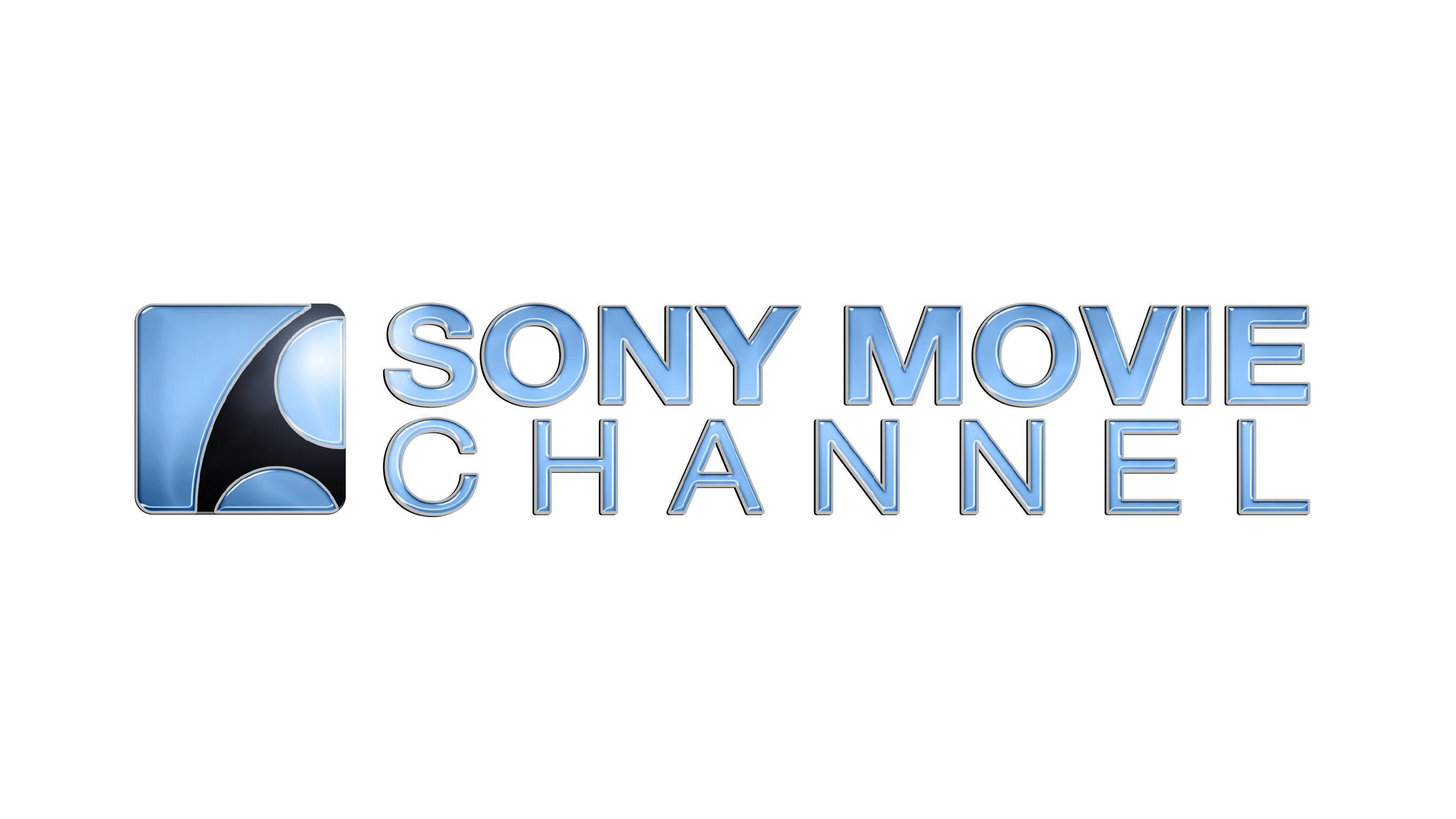 Sony Movie Channel logo.