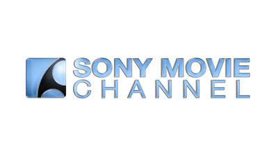 Sony Movie Channel logo.
