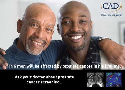 iCAD provides advanced image analysis for early detection of breast, prostate and colon cancers.  (PRNewsFoto/iCAD Inc.)