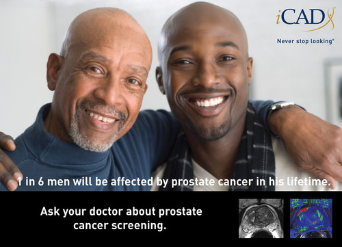 iCAD to Ring Nasdaq Closing Bell in Recognition of Prostate Cancer Awareness Month