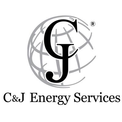 C&J Energy Services Logo.
