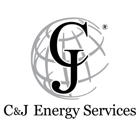 C&J Energy Services Logo.