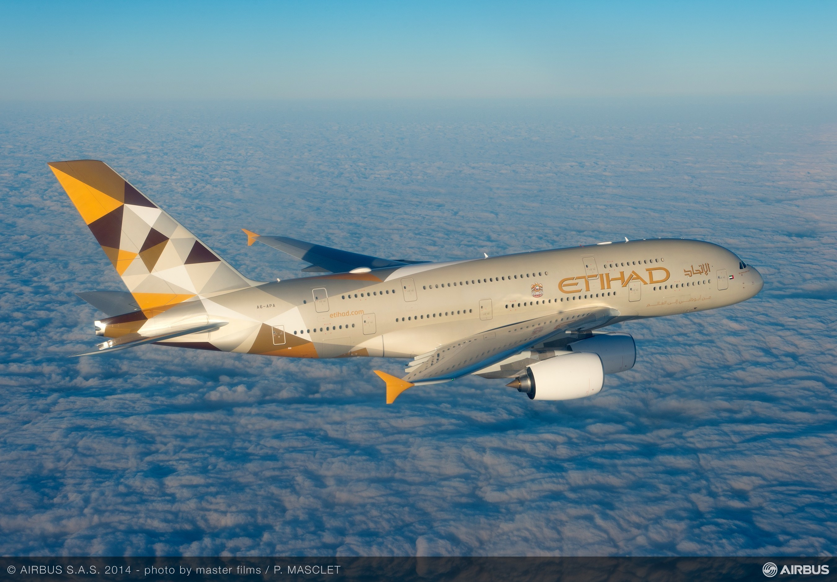 Etihad Airways Announces Additional A380 Service To New York's JFK Airport In Response To Strong Passenger Demand, Beginning June 2017