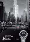 TAG Heuer Becomes the Official Timekeeper & Timepiece of the Bank of America Chicago Marathon