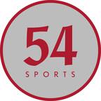 54 Sports. (PRNewsFoto/54 Sports)