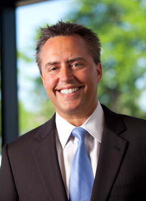 Bruce Hoffmann joins White Lodging as senior vice president and chief financial officer. Hoffmann has spent more than 25 years in the hospitality industry in various finance, development and administrative roles. (PRNewsFoto/White Lodging)