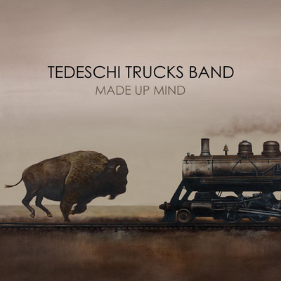 Tedeschi Trucks Band Made Up Mind Available August 20, 2013.  (PRNewsFoto/Sony Masterworks)