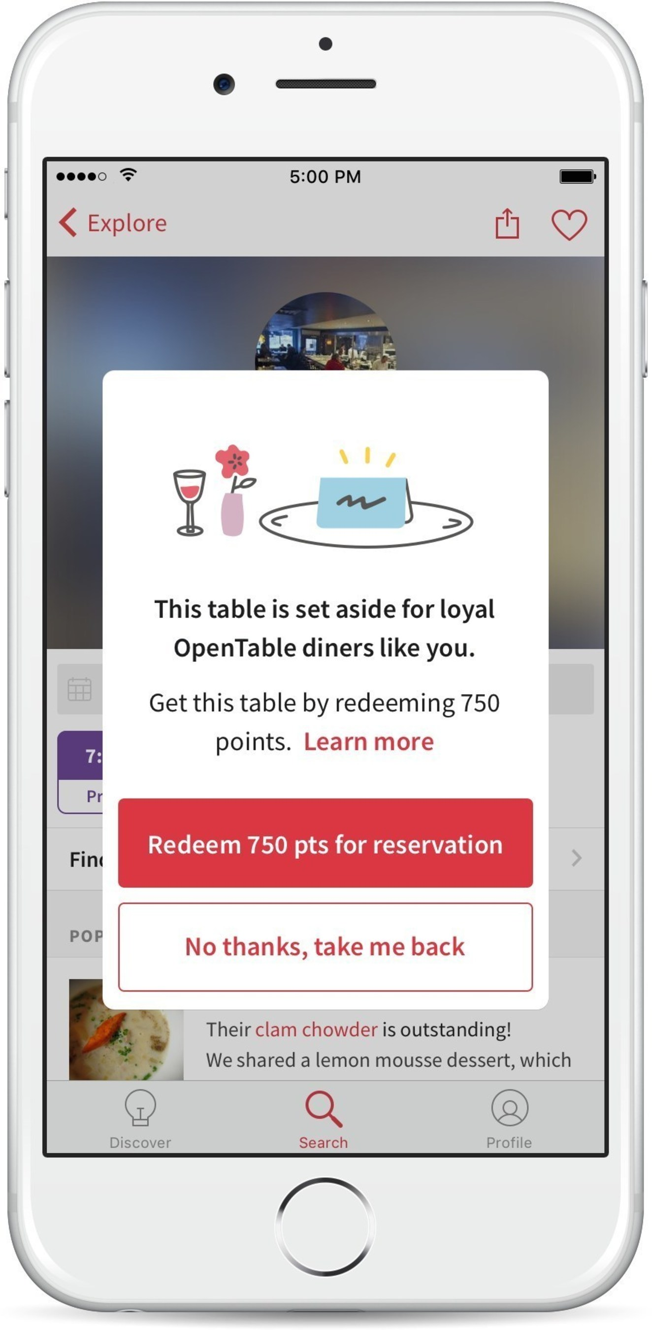 Opentable Pilot In Boston Rewards Frequent Diners With Special Access To Hard To Book Restaurants