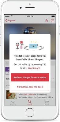 OpenTable Pilot in Boston Rewards Frequent Diners with Special Access to Hard-to-Book Restaurants