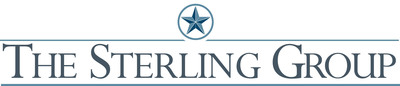 Sterling Group logo.  (PRNewsFoto/The Sterling Group, L.P.)