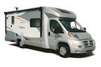 "Winnebago Trend Earns ""Top 2014 RV Debut"" from RV Business.  (PRNewsFoto/Winnebago Industries, Inc.)"