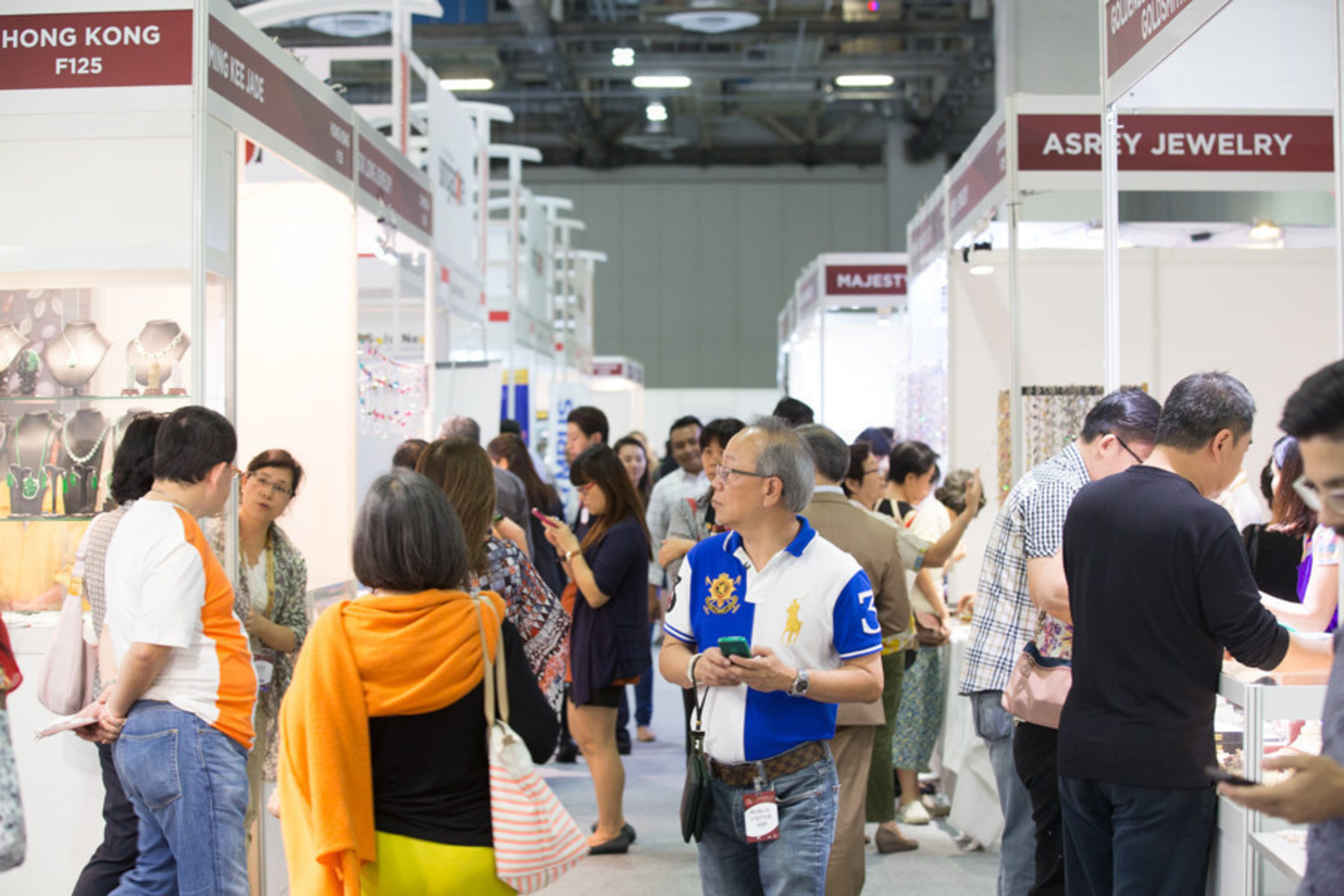 Singapore Jewellery & Gem Fair 2016 - the most significant fine jewellery event in the region