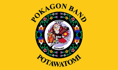 Pokagon Band of Potawatomi.  (PRNewsFoto/Native American Contractors Association)