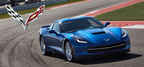 The 2014 Chevy Corvette Stingray is one of the most iconic and coveted vehicles in the Cavender Chevrolet lineup. The new Corvette features more horsepower and a radical new design over last year's model.  (PRNewsFoto/Cavender Chevrolet)