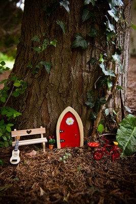 "Already a sensation abroad, the Dublin-Ireland based Irish Fairy Door Company launches their adorable line of Irish Fairy Doors in its 'sister-city,"" Dublin, OH just in time for St. Patrick's Day!"